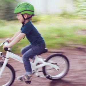 Entwicklung Fahrrad Motorik Kind