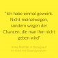 anna mendel down syndrom Behinderung