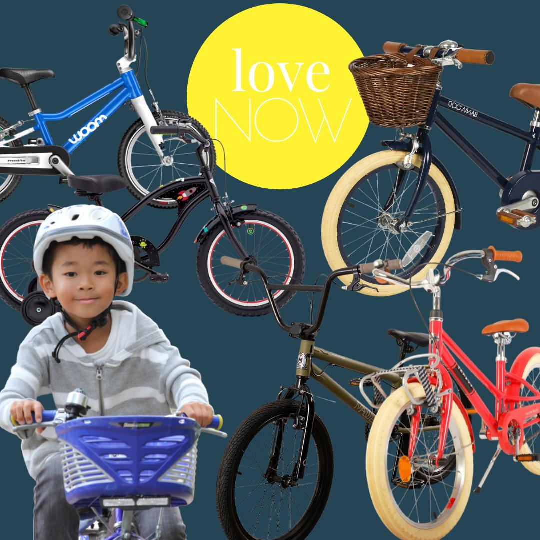 Fahrrad Kinder love.now